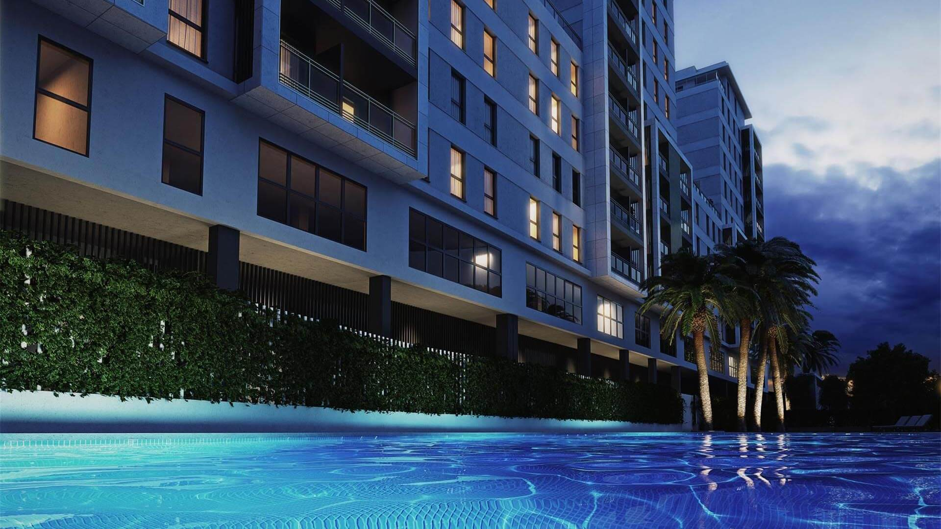 Новая квартира в Валенсии 3 спальных комнаты в районе Campanar