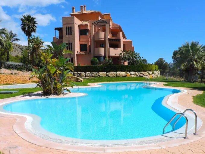 квартира в Испании