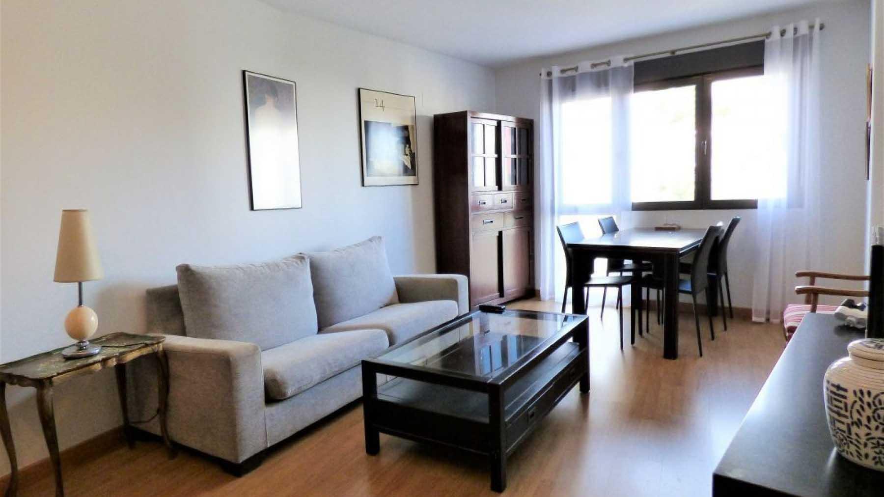Аренда квартира в Испании город Аликанте 1 спальня в современном доме